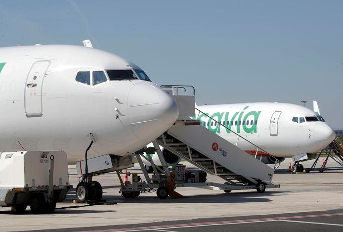 Vliegtuigen van Transavia