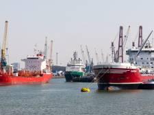 De grootste haven van Europa, dáár gaat het niet meer om