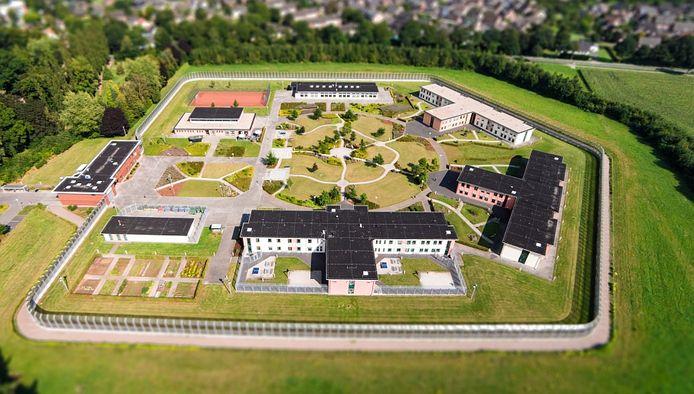 De psychiatrische kliniek net over de grens in Duitsland.