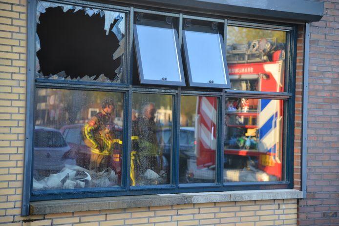Woningen gesneuveld bij brand in appartementencomplex Etten-Leur