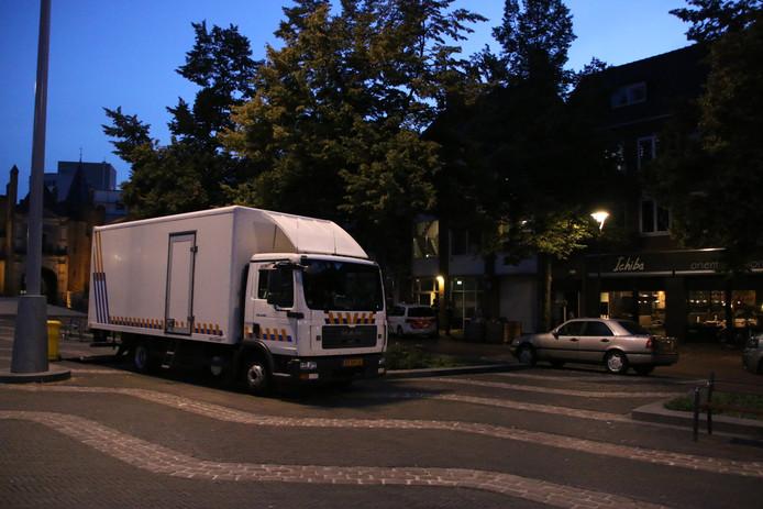 De politie ontdekte maandag een hennepkwekerij in Arnhem.
