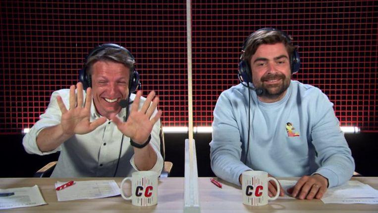 'De Container Cup' Beeld VIER