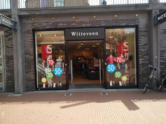 De vestiging van Witteveen aan de Marikenstraat in Nijmegen.