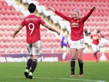 Jackie Groenen op adem voor kampioensstrijd met Manchester United: 'Dat zou wel bizar snel zijn!'