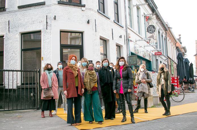 Volgende week opent het TEJO-huis op het Sint-Nicolaasplein, waar jongeren op een heel laagdrempelige manier terecht kunnen voor een therapeutisch gesprek.