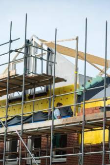 Hardenberg wil 400 woningen per jaar extra, maar blijft steken op de helft: zo komt dat