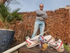 Zeeuwse baanatletiek zit in een wak: Na 40 jaar hebben Luc van Laere en Leo de Pee nog altijd hun hoogspringrecords