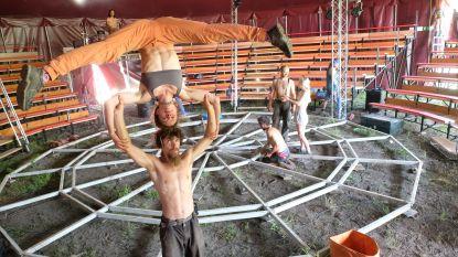 """REEKS. Circus I Love You toont zich meteen als smaakmaker van Zomer van Antwerpen: """"Wij steken even veel tijd in ons circus als ouders in hun baby"""""""