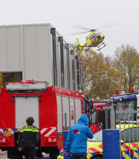Man overlijdt na ernstig bedrijfsongeval in Woudenberg