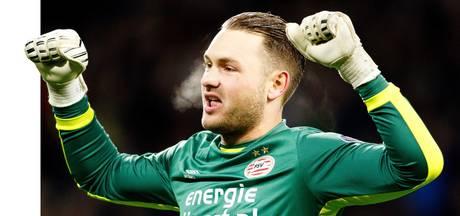 Clubleiding Napoli ziet PSV-doelman Zoet zitten