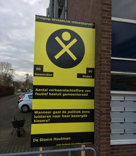 Raad van State: uitrit bij winkels Presikhaaf mag er  komen