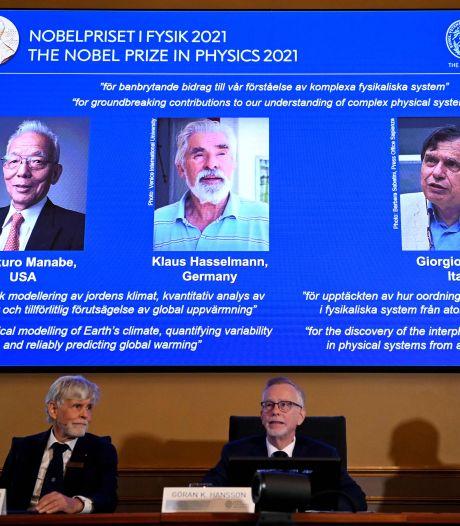 Le Nobel de physique à deux experts du climat et un théoricien italien
