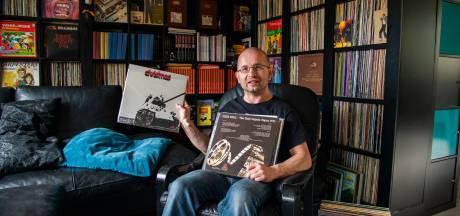 De tweede naam van Bas is 'verzamelen': 'Ik heb 70.000 platen, (strip)boeken, cd's en dvd's'