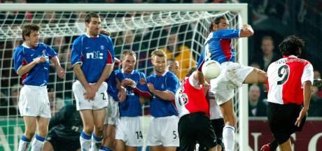 Rangers vocht mooie Europese duels uit met PSV, Feyenoord, Sparta en DWS