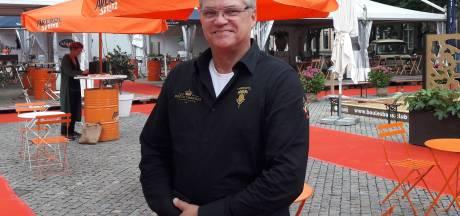 Horeca-baas Jan van Son verwacht 'leuke omzet' op de Parade: 'Het is vooral fijn om gasten terug te zien'