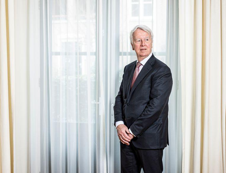 'Burgemeesters zien van dichtbij de uitwerking van het zwarte geld van de drugscriminelen, hun blingbling, hun geweld.' Beeld Jiri Büller