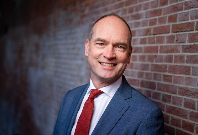 Gert-Jan Segers, lijsttrekker en Tweede Kamerlid voor de ChristenUnie.