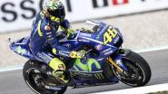 Valentino Rossi proeft opnieuw van overwinning in MotoGP van Nederland