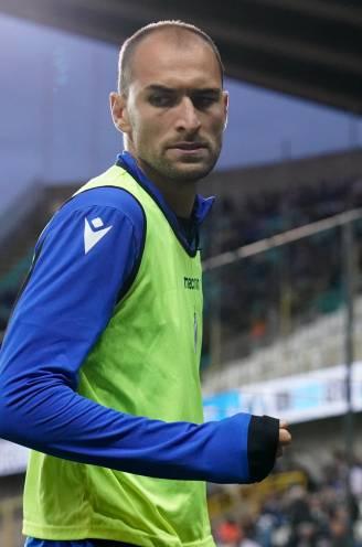 De 'missing link' is plots bankzitter: Bas Dost heeft een probleem bij Club Brugge