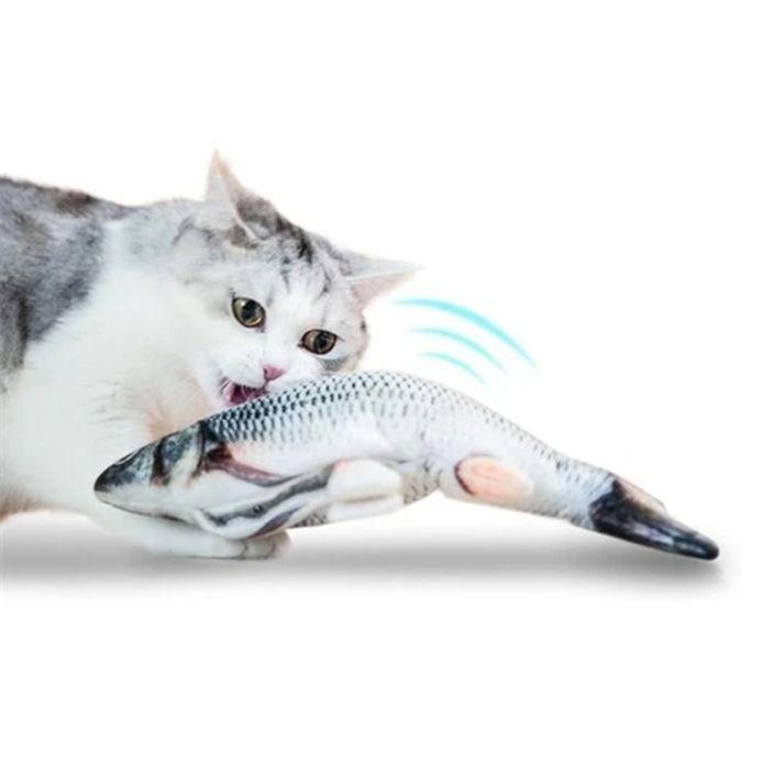 Het kattenspeeltje 'Dancing Fish'