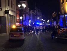 Café ontruimd na klein brandje op Markt Den Bosch, 200 bezoekers P79 op straat