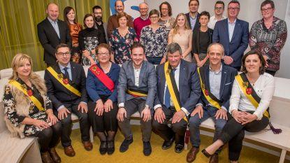 'Bruggen' centraal op installatievergadering Staden