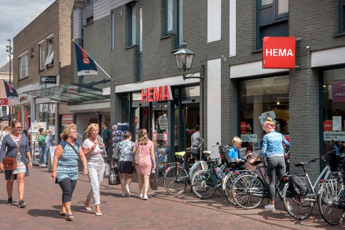 De Hema in Harderwijk.