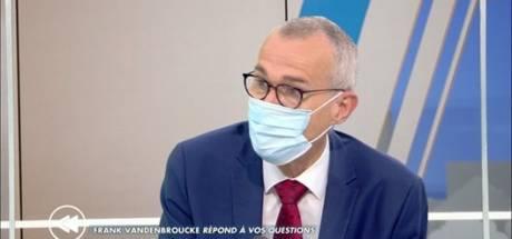"""""""Ils ont promis de se faire vacciner"""": Frank Vandenbroucke réagit à la non-vaccination de certains Diables rouges"""