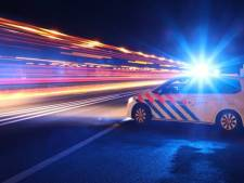 Duitse snelheidsduivel ramt politieauto's tijdens wilde achtervolging door Brabant