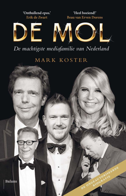 Het boek De Mol is vanaf vrijdag te koop Beeld