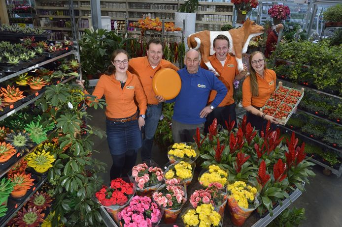 Tuincentrum Van der Spek wil zeven keer groter worden.