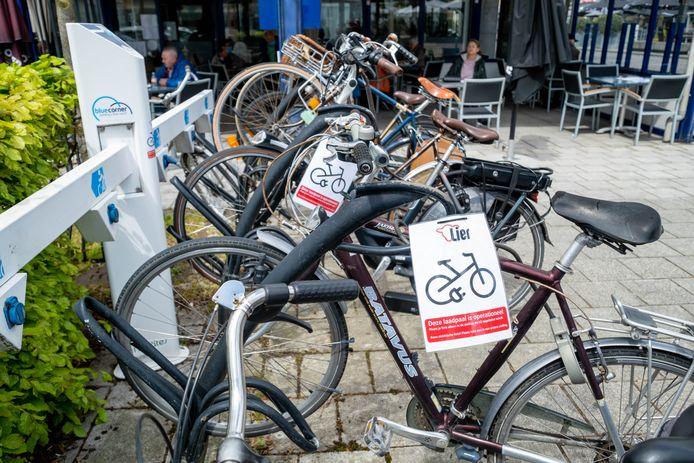 Uw elektrische fiets opladen kan voortaan gratis in de Schapekoppenstraat.