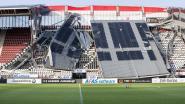"Dak AZ-stadion ingestort: ""Te licht gebouw om kosten te besparen"""