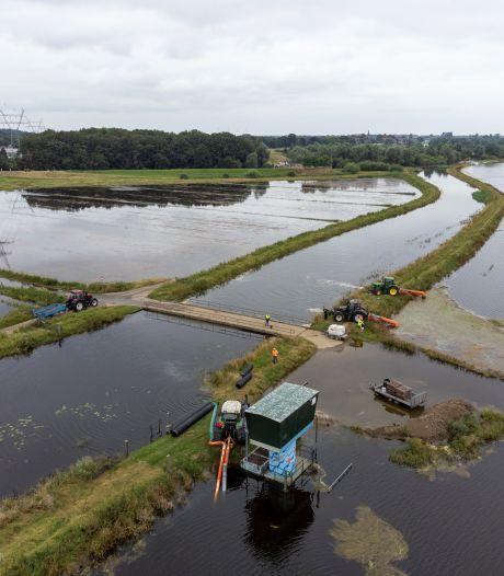 Oost-Nederlandse waterschappen ondernemen geen extra actie na alarmerend klimaatrapport