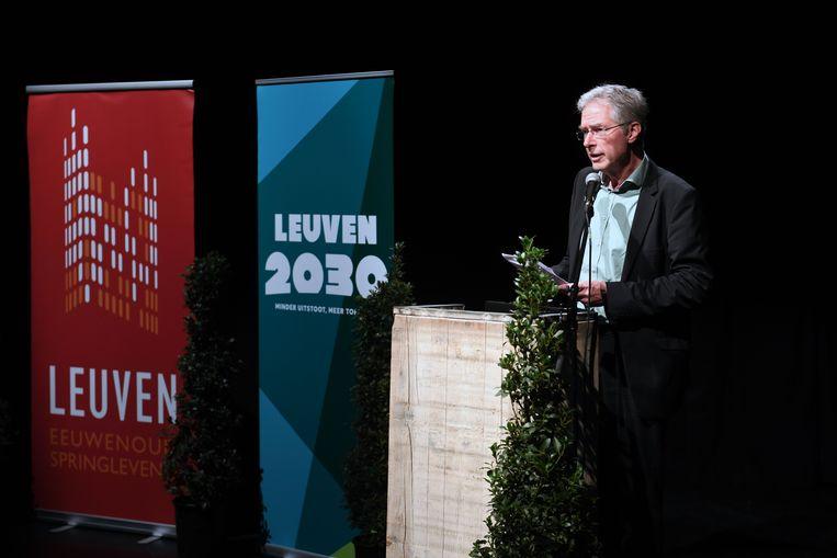 Ook Jan Houtekiet was van de partij in OPEK.