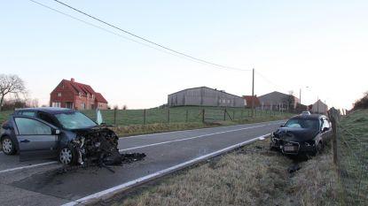 Nieuwkerkestraat in Mesen of in Wulvergem? Ambulance pas na half uur ter plaatse