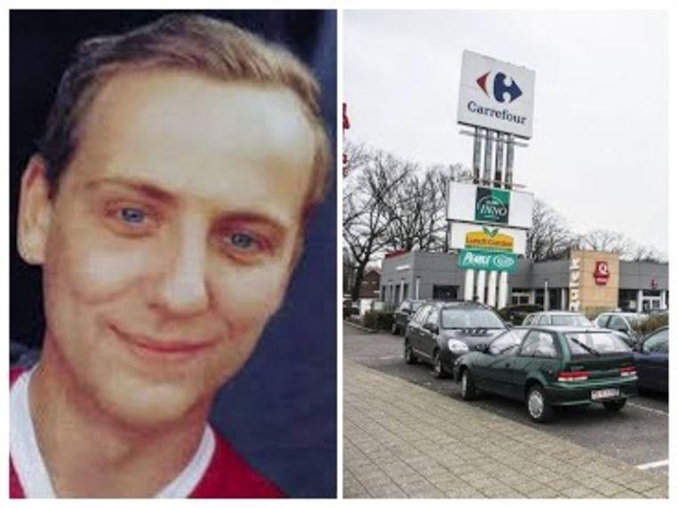 De parkingoplichter van Carrefour is dezelfde man die vervolgd werd voor de dood van Didier Bartholomeus. Hij ging uiteindelijk vrijuit.