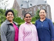 Missiezusters van verre zetten werk van broodpater Gerrit Poels in Tilburg voort