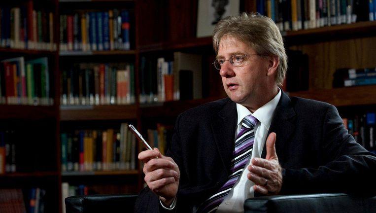 Gerard Meijer, scheidend voorzitter van de Radboud Universiteit Nijmegen. Beeld Radboud Universiteit