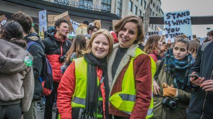 """Mama Katrien is trots dat haar dochter Anuna spijbelt voor het klimaat: """"Laat CLB maar bij mij aanbellen"""""""