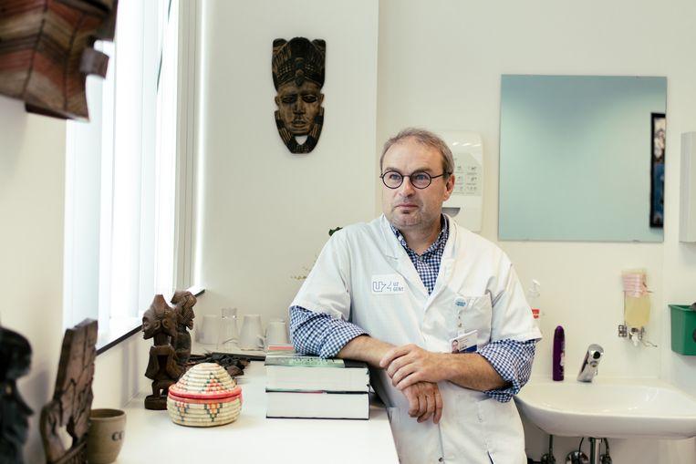 Dr. Steven Callens Beeld Tine Schoemaker