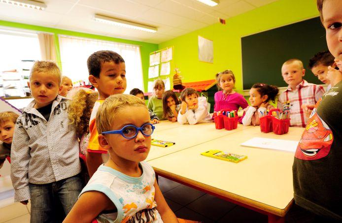 L'école des Coquelicots à Goutroux (Charleroi) est victime de son succès