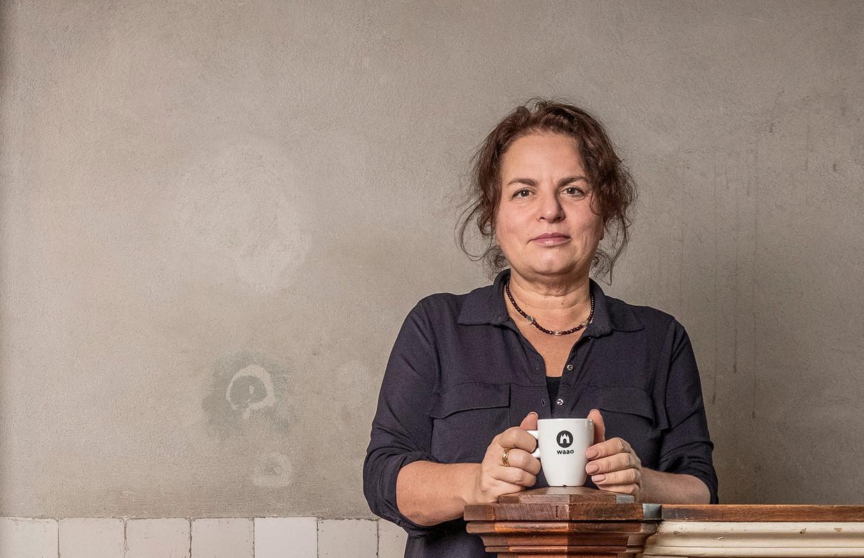 Marleen Stikker, oprichter van Waag.