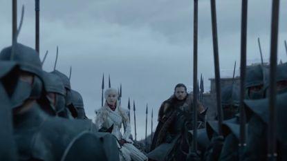 Nog twee weekjes: 'Game of Thrones' lanceert nieuwe teasers voor seizoen 8
