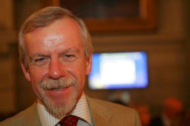 Memorial-organisator Wilfried Meert. Beeld