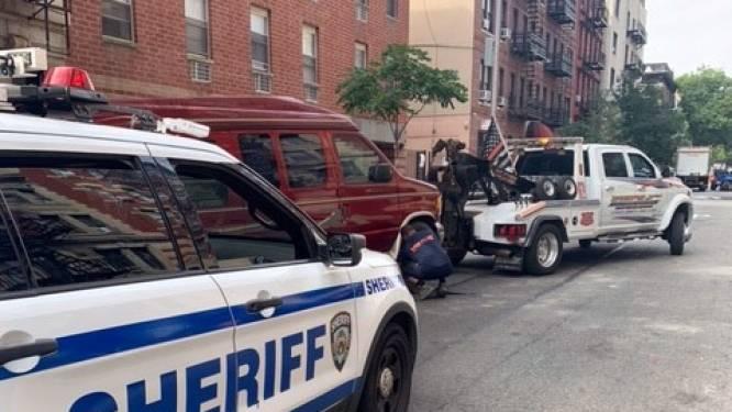 Politie van New York maakt einde aan Airbnb in geparkeerde busjes