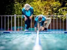 Zwembad Klaaswaal na diverse tegenslagen nu écht open