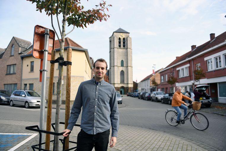 De 26-jarige Kenneth Nijs uit Wezemaal