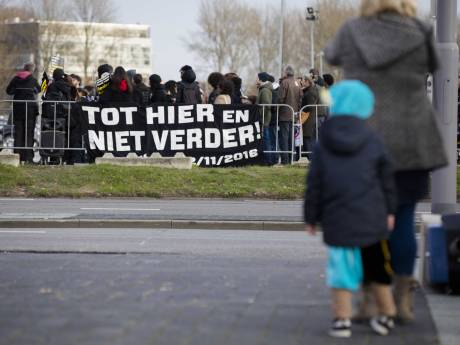 Antizwartepiet-beweging na afblazen protest in Nijmegen: 'Wij zijn niet uit op rellen'