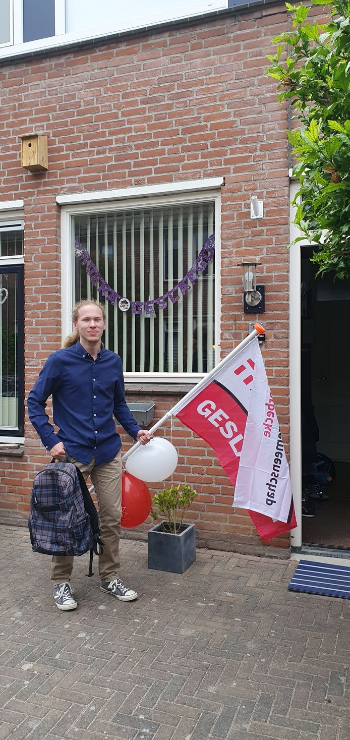 Nu Zwollenaar Marc Over (18) een atheneum-diploma rijker is, wacht hem een avontuur aan de Hanze Hogeschool in Groningen. Daar gaat hij de opleiding Built Environment volgen.